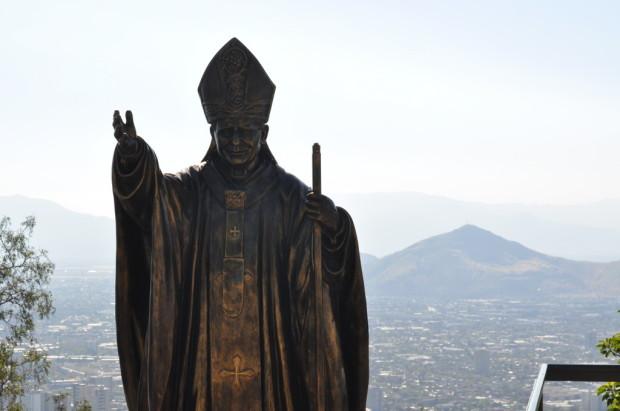 A memorial for San Cristobal