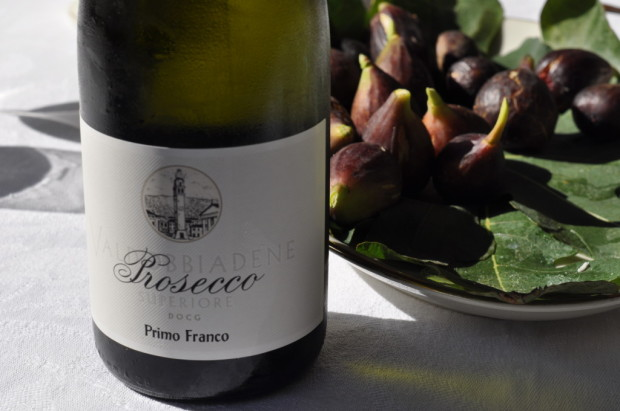 Tasting the Primo Franco Prosecco