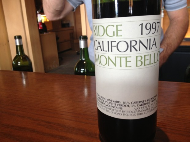 1997 Monte Bello