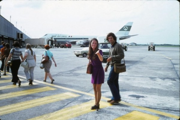 Travel with Pat, 1970s