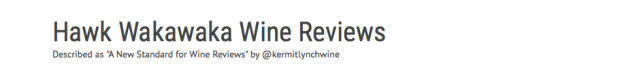 Hawk Wakawaka Wine Reviews