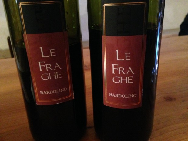 Le Fraghe 2008 + 2009 Bardolino