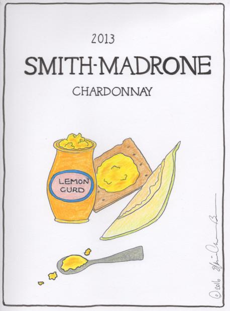 Smith Madrone 2013 Chardonnay
