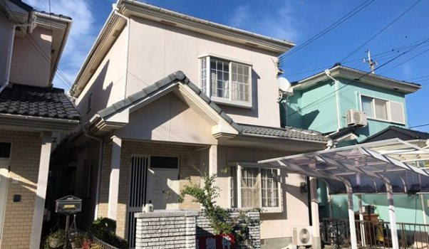 For SALE House at Nishinosho in WAKAYAMA