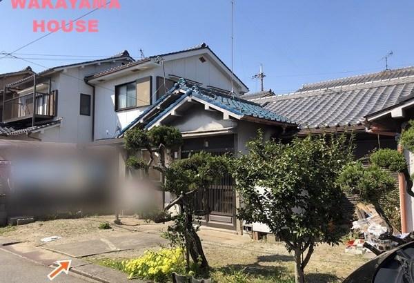 Old House in WAKAYAMA, JAPAN.