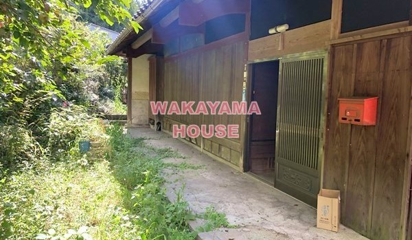 Kominka Property for sale in WAKAYAMA.
