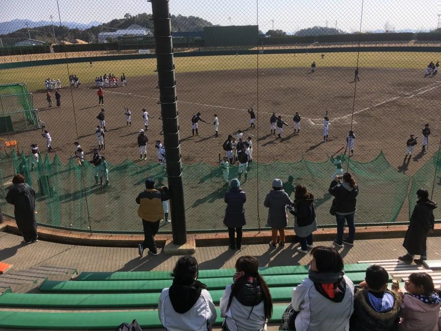 西濃運輸野球部 キャンプ