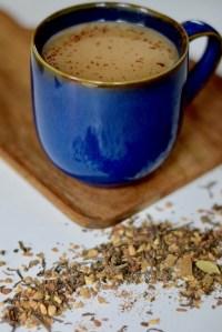 cannabis infused chai tea