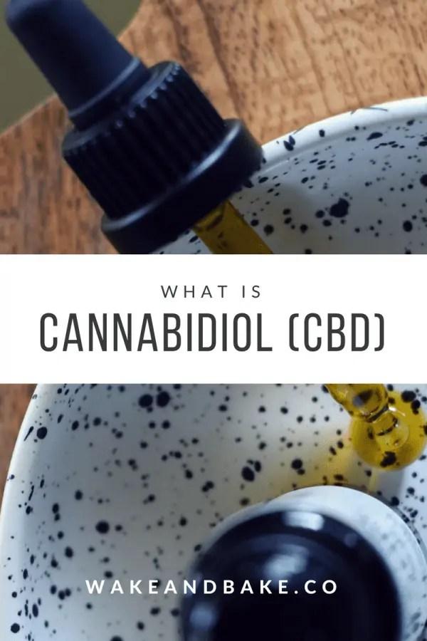 what is cannabidiol