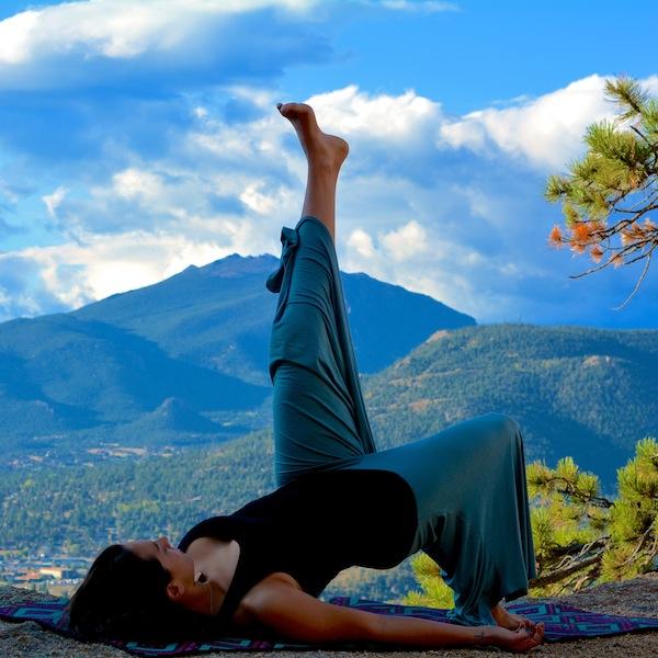 yoga and cannabis