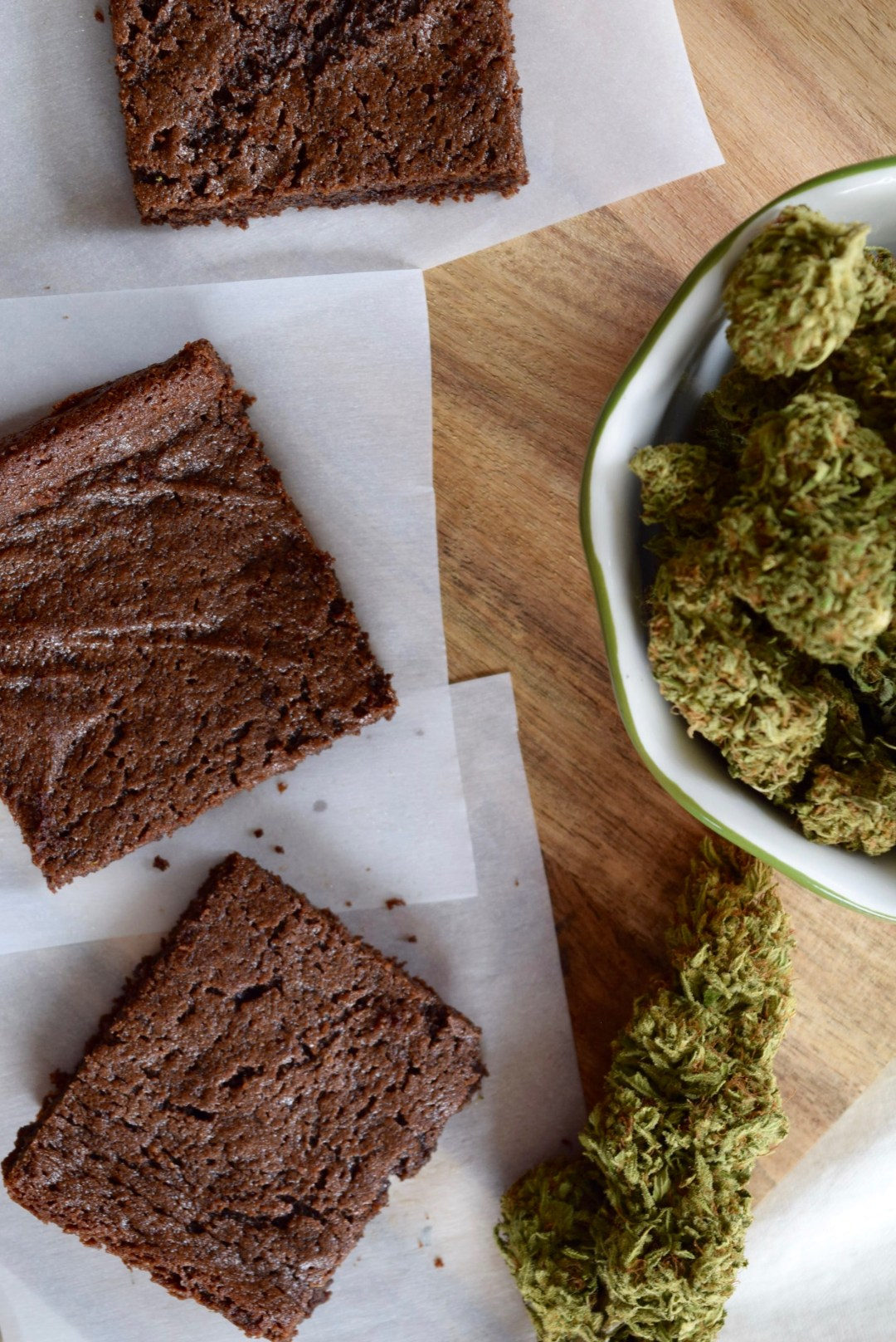 The World S Best And Healthiest Paleo Pot Brownies Wake Bake