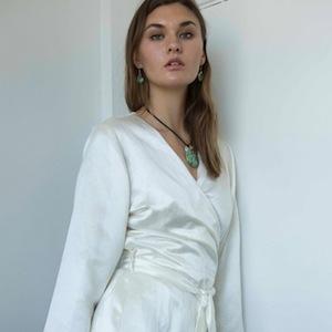 UK Fashion House Redefining Women's Hemp Fashion