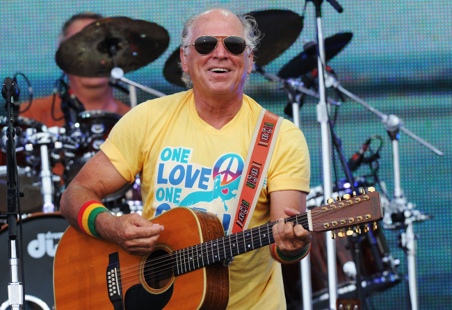 Jimmy Buffet Licenses Out His Coral Reefer Brand