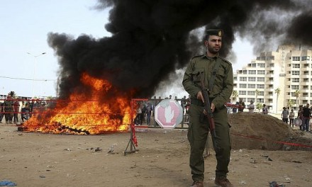 Hamas Crack Down On Hash In The Gaza Strip