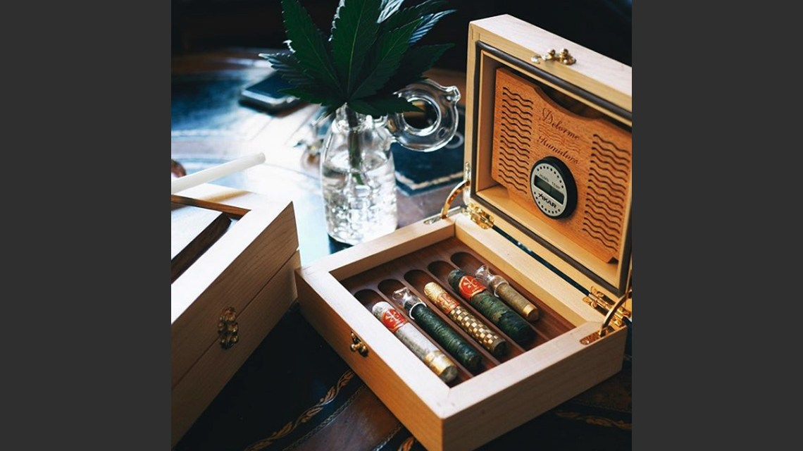 The Cannabis Cigar is Here