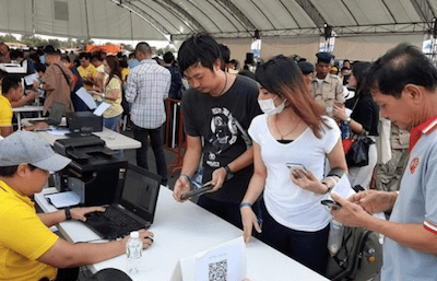 Thais Go Potty For Medicated Cannabis