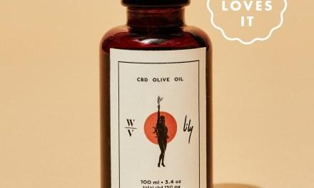 It Had To Happen, CBD Olive Oil