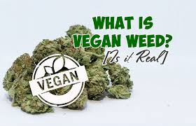 Vegan Weed Users.. Yes They Exist !