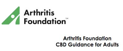 USA: Arthritis Foundation Releases CBD  Guide
