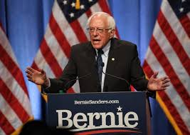 Bernie Says He's Not Using Medical Cannabis After His Heart Attack