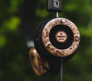 It Apprears Hemp Headphones Are The Thing