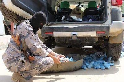 Saudi Arabia: Tonne of hashish found off Eastern Region coast