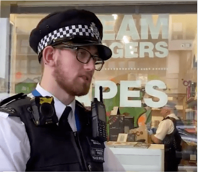 UK: Four Arrested for Selling Cannabis from CBD Shops in Croydon