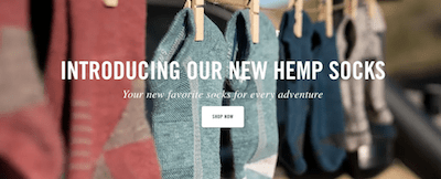 ROYAL ROBBINS LAUNCHES HEMP SOCK COLLECTION; DEBUTS NEW WEBSITE