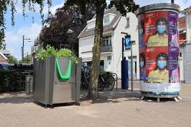 "GreenPee installs hemp urinals in Amsterdam to stop ""wild peeing"""
