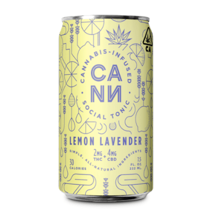 Top 10 Cannabis Beverages on the Market Right Now