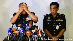 Malaysia: Over 300 police arrested for drug-related activities and that's down on last year !