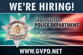 Police Blotter….. Reported Via Grass County Police Dept  Nevada