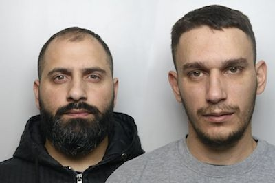 UK: Albanian cannabis farmers caught hiding in loft with £60,000 of weed