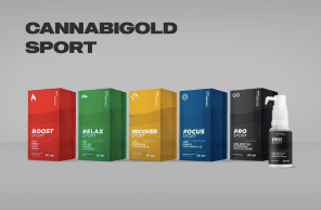 HemPoland Launches CannabiGold Sport, a Line of Hemp-derived CBD Pre- and Post-workout Supplements Designed for Sport Enthusiasts