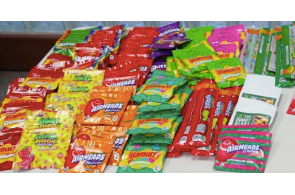Canada:'Stoner patch' candy, gummies among cannabis-laced items seized by police from Markham convenience store