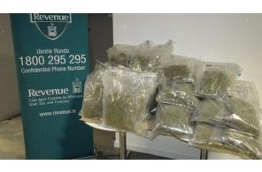Ireland: €800,000 worth of cannabis seized at Rosslare Europort