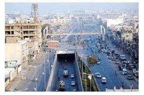 Karachi – Pakistan:  Karachi Police arrest drug dealer, recover over 3kg hashish