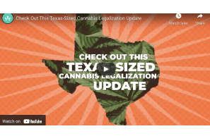 Check Out This Texas-Sized Cannabis Legalization Update