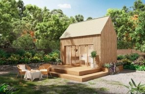 Would you buy a tiny house made of hemp?