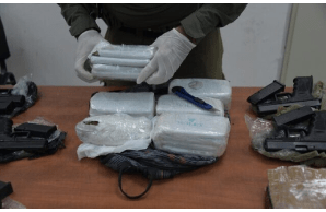 Israel: IDF foils gun, hashish smuggling operation; Hezbollah involvement suspected