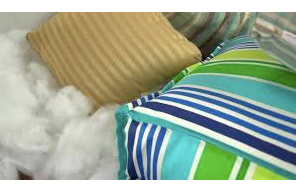 Spain: 181 kilograms of hashish hidden between the stuffing of cushions in parcel