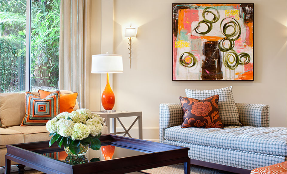 Living Room Comfort; Light, Color, and Space - Dig This Design on Beautiful Room Pics  id=68148