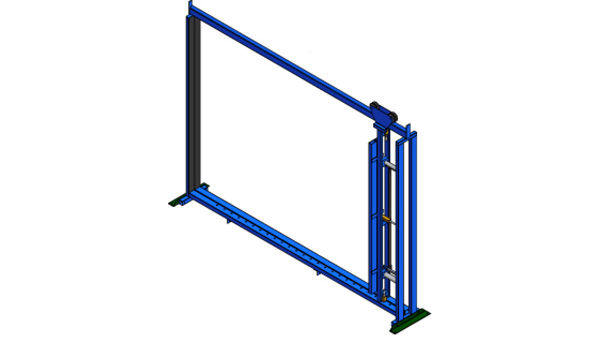 Casement Assembly Racks
