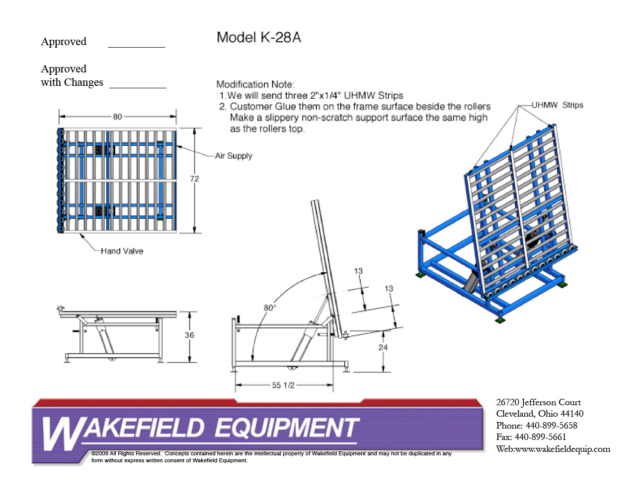 Pneumatic Lift And Tilt Tables Wakefield Equipment