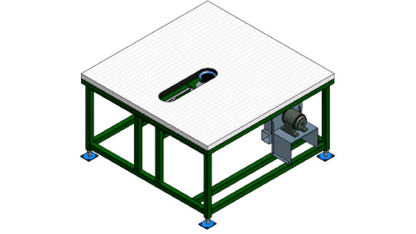 Flexible Spacer Application Tables