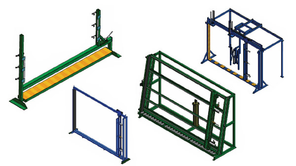 Window & Door Assembly Equipment