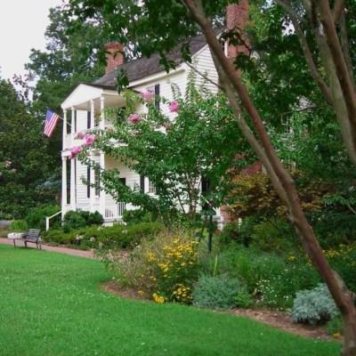 Photograph of Calvin Jones House and Gardens