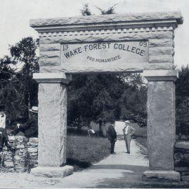 1912 - Arch