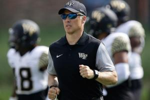 A Deeper Look into Demon Deacon Football with Head Coach Dave Clawson