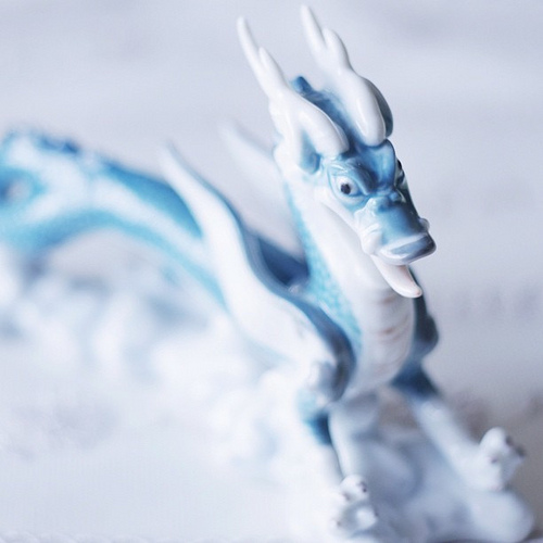 DRAGON パート2 by PENTAX K-5 with RIKENON 50mm F2.0
